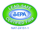 EPA Lead-Safe Certified Firm - NAT-24151-1